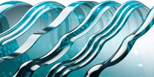 Виды обработки стекла