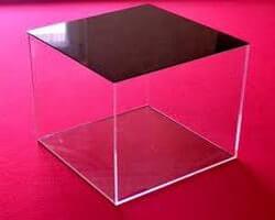Стеклянный куб 7
