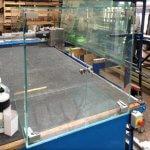 УФ-склейка витрина 3