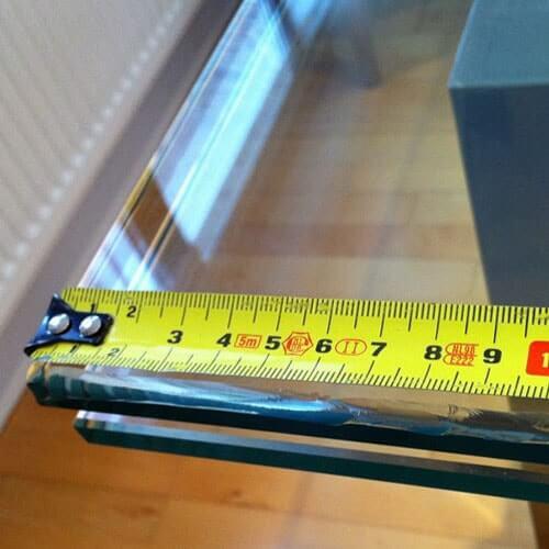 ремонт стеклянного стола